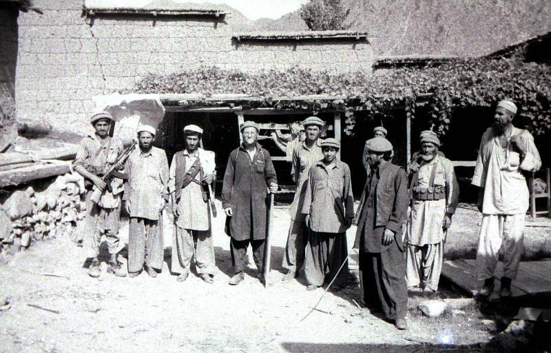 Sao-Kunar Afghanistan 4th fm left Aug 1985